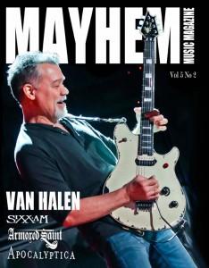 Mayhem Music Magazine Vol 5 No 2