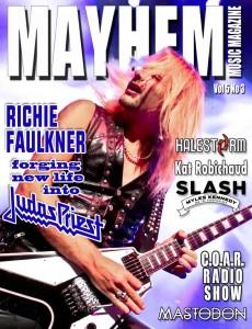 Mayhem Music Magazine Vol. 5 No. 3