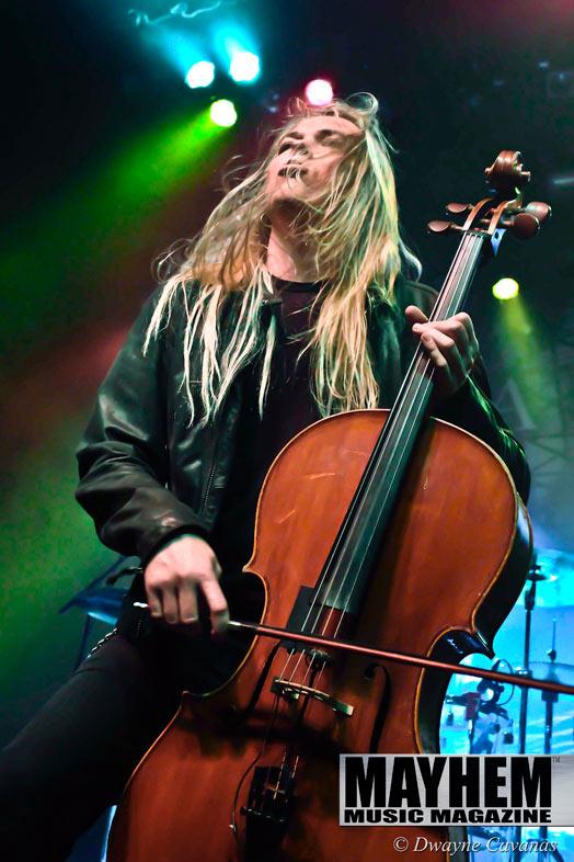 Mayhem Music Magazine Apocalyptica 13