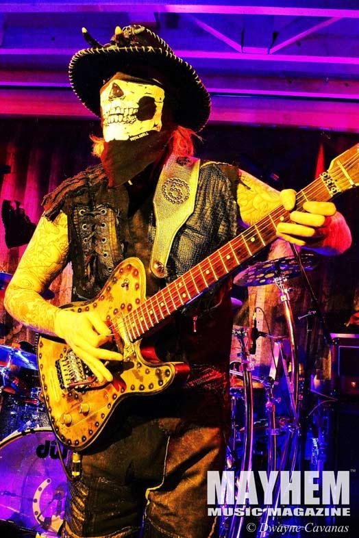 Mayhem Music Magazine Cody Varona John 5 12