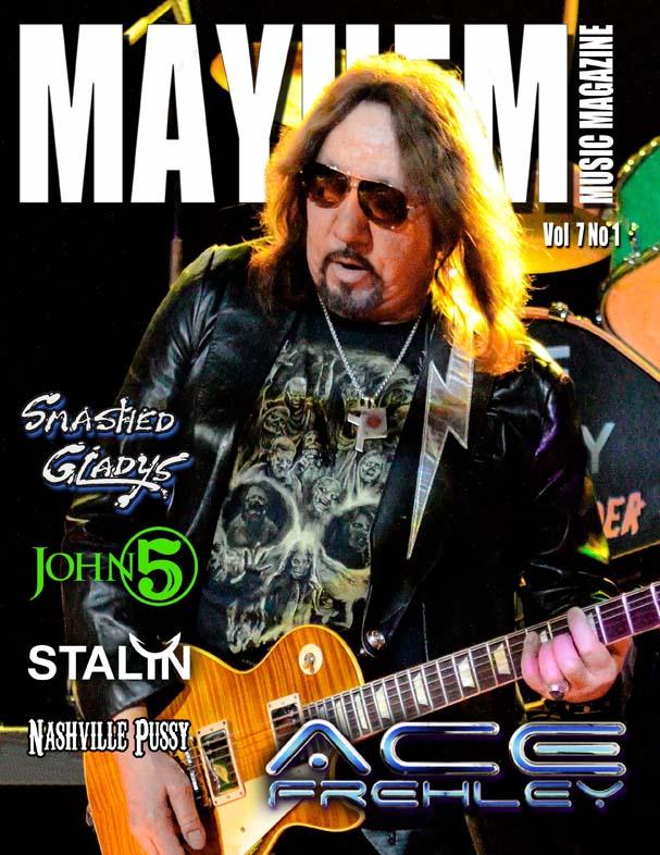 Mayhem Music Magazine Vol. 7 No. 1