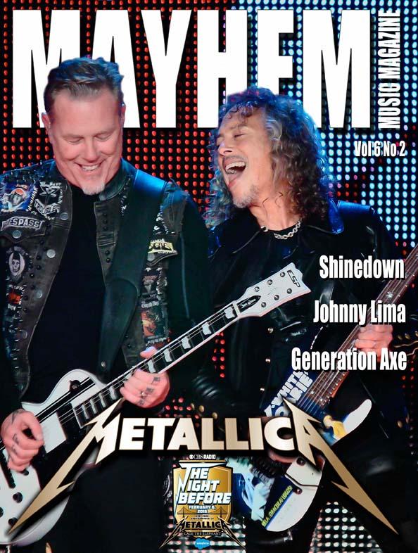 Mayhem Music Magazine Vol. 6 No. 2
