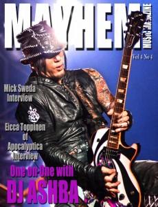 Mayhem Music Magazine Vol 4 No 4
