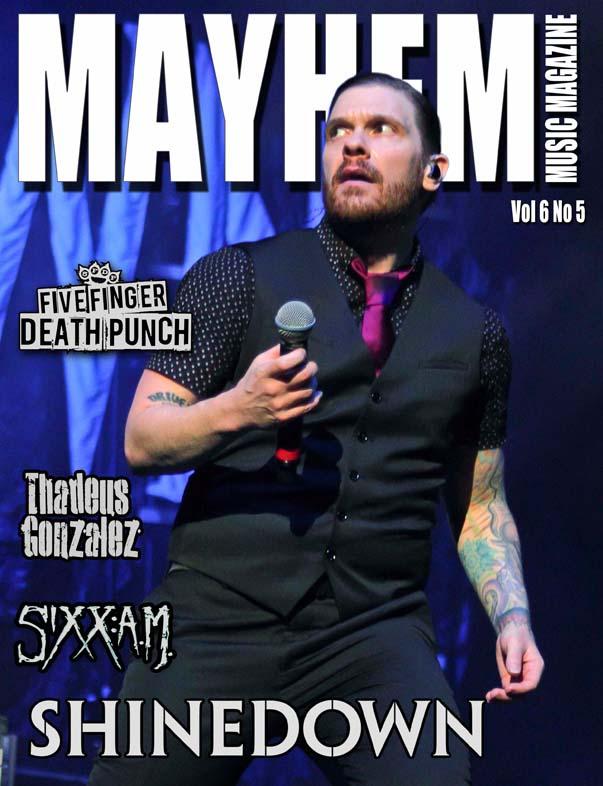 Mayhem Music Magazine Vol. 6 No. 5