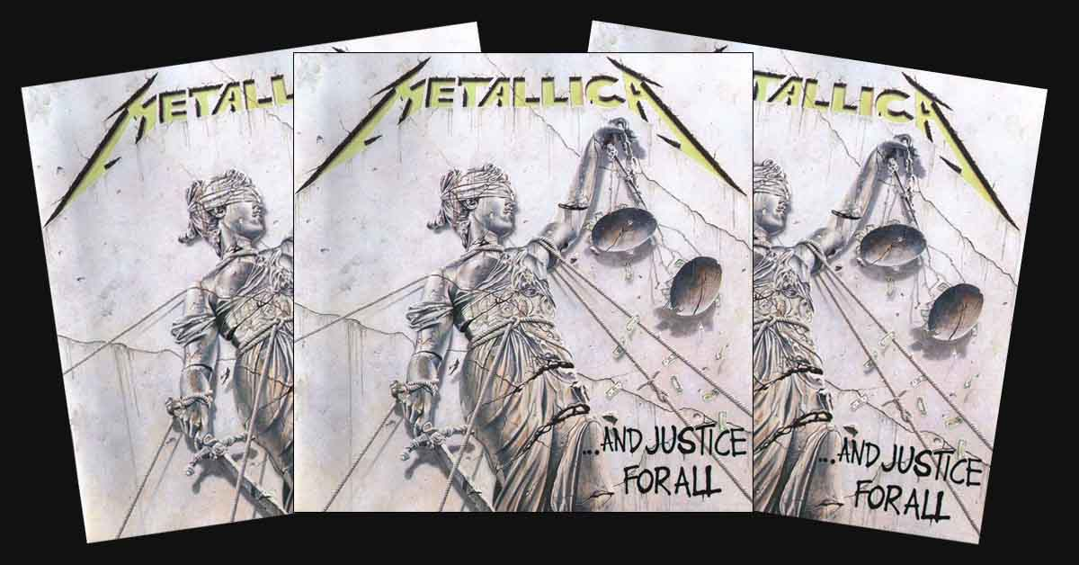metallica and justice for all remastered re release mayhem music magazine. Black Bedroom Furniture Sets. Home Design Ideas