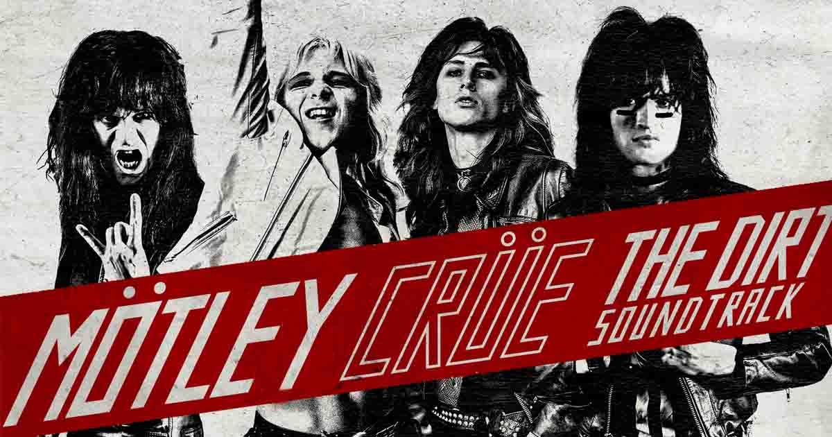 Motley Crue isi soundtrack film The Dirt