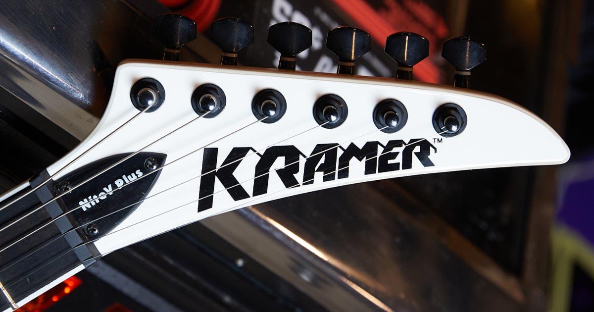 Kramer Guitars New Collection Announced Ahead Of Namm 2020 Mayhem Music Magazine